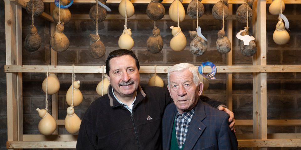 Antonio e Franco Di Nucci | Caseificio Di Nucci