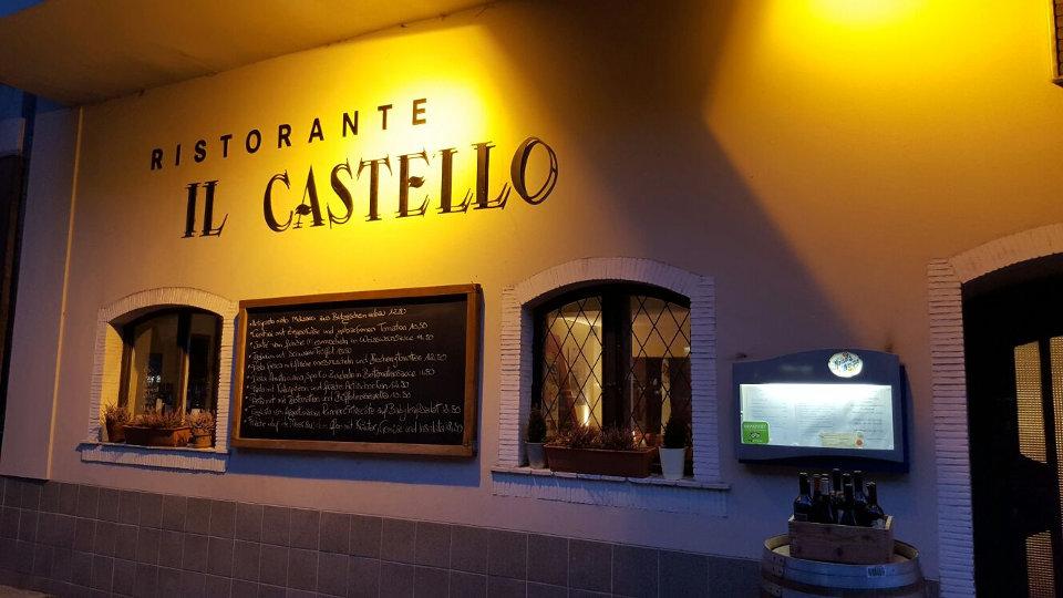 Andrea D'Adderio | Ristorante Il Castello a Berlino