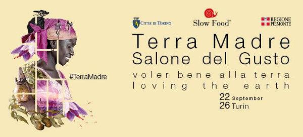 Terra madre | Salone del gusto a Torino 2016 | Manifesto