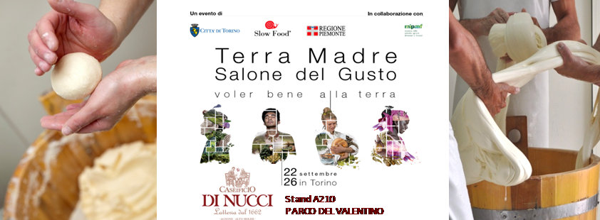 Terra madre | salone del gusto a Torino 2016