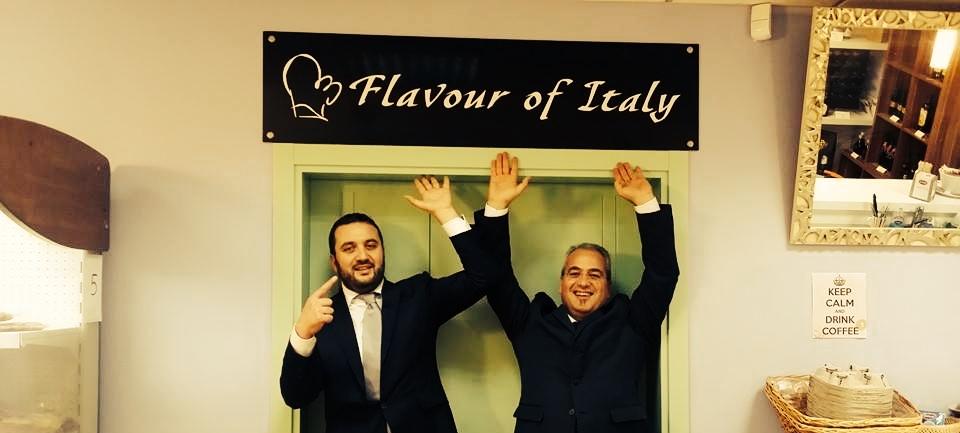 Scuola di cucina italiana | Marco Giannantonio e Maurizio Mastrangelo