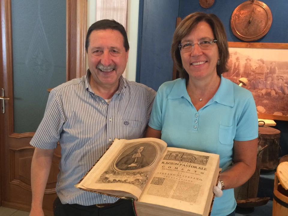 Visite in Caseificio Di Nucci | Franco e Lucia Di Nucci