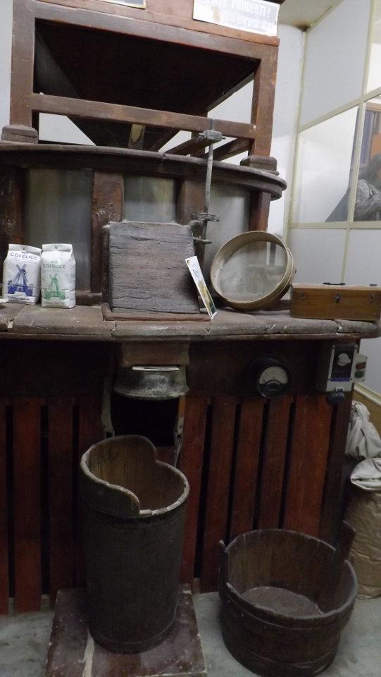 Alla riscoperta dei grani antichi. Le attrezzature del Molino Cofelice di Matrice (CB) | Caseificio Di Nucci