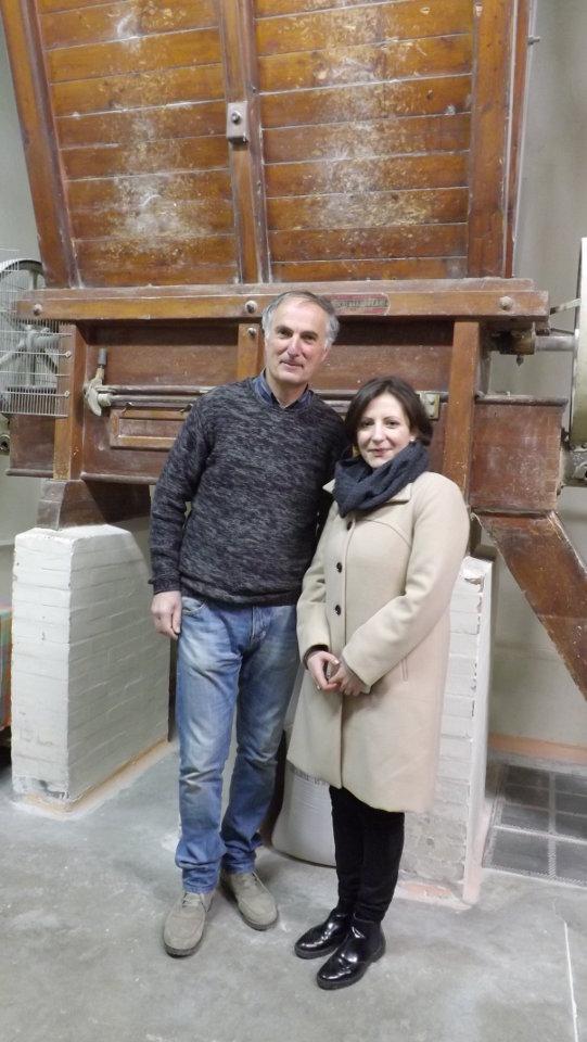 Alla riscoperta dei grani antichi. Serena Di Nucci con Dionisio Cofelice | Caseificio Di Nucci