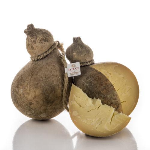 Caciocavallo di agnone p.a.t. extrastagionato del Caseificio Di Nucci