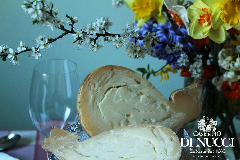 Rituali di Pasqua e simbologia del cibo in Molise | Il Caviocavallo di Agnone P.A.T. del Caseificio Di Nucci