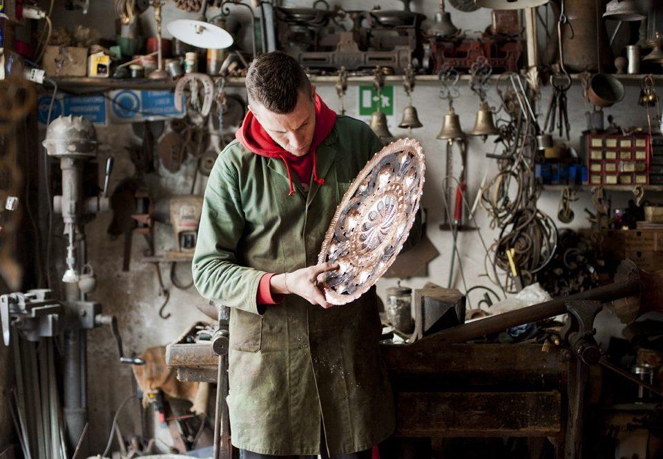 Craftsmanship | Caseificio Di Nucci
