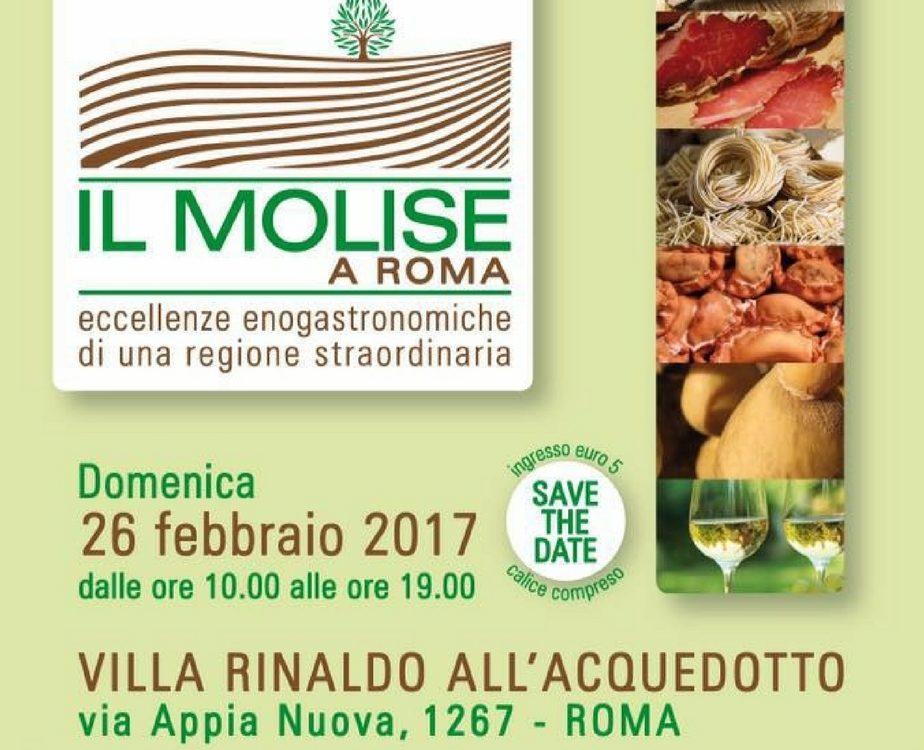Il Molise a Roma | Caseificio Di Nucci