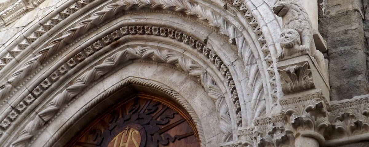 Agnone la città delle Chiese | Agnone the City of the Churches | Portale della Chiesa di Sant'Emidio | Caseificio Di Nucci