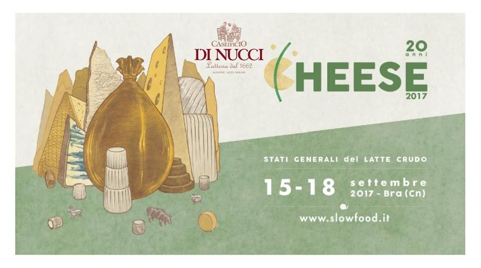 Caseificio Di Nucci a Cheese 2017