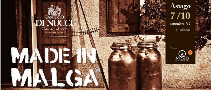 Made in Malga 2017   Caseificio Di Nucci