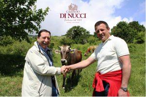 Nuovo sito web del Caseificio Di Nucci | Gli accordi di qualità