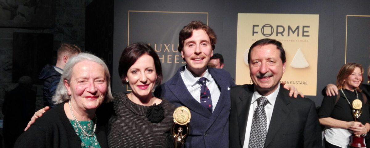 Rassegna stampa web del Premio Miglior Formaggio dell'Anno 2017