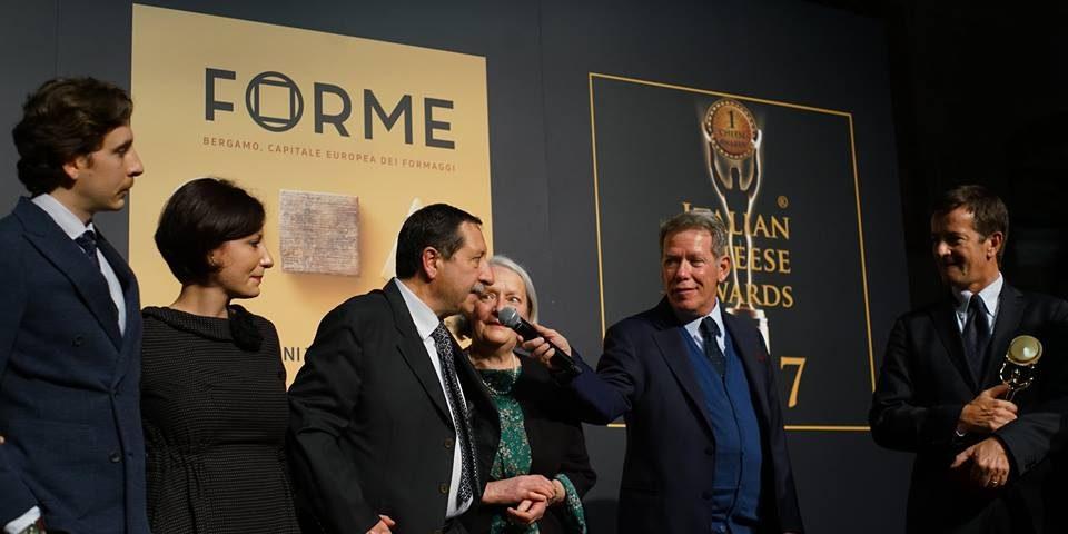 Stracciata molisana del Caseificio Di Nucci | Consegna premio ITALIAN CHEESE AWARDS 2017