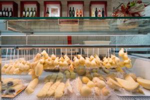 Punto vendita Di Nucci ad Agnone | Caseificio Di Nucci