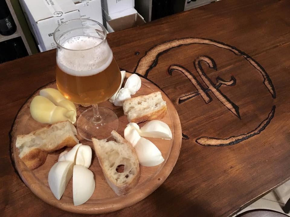 Formaggio e birra | Caseificio Di Nucci