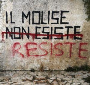 Il Molise Resiste_Murale a Cvtà Street Fest