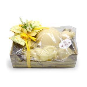 basket gift, cesto regalo, formaggi di nucci, caciocavallo ,Caciocavallo di Agnone Semistagionato, Manteca, Treccia, Ricotta salata,
