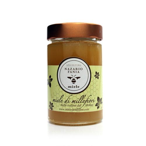 Miele di millefiori, millefiori honey, Caseificio Di Nucci