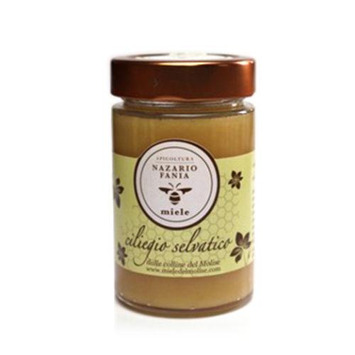Miele di ciliegio selvatico, Wild cherry Honey, Caseificio Di Nucci