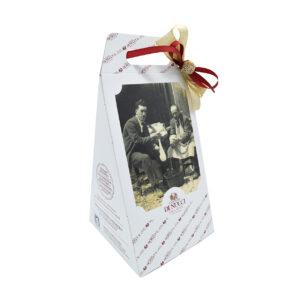 busta regalo, caciocavallo semistagionato, scamorze di pasta di caciocavallo